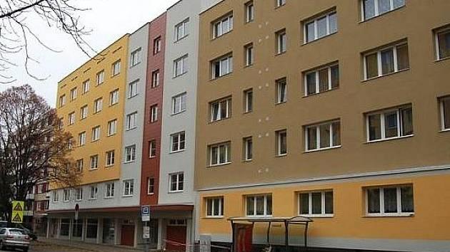 Dům s pečovatelskou službou ve Vyškově je po rekonstrukci.
