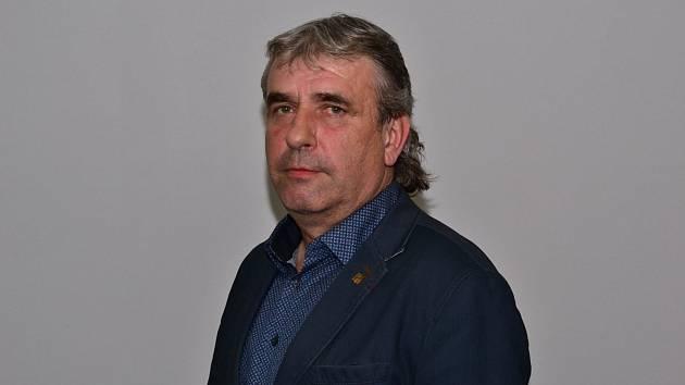 Starosta Jiří Lukášek.