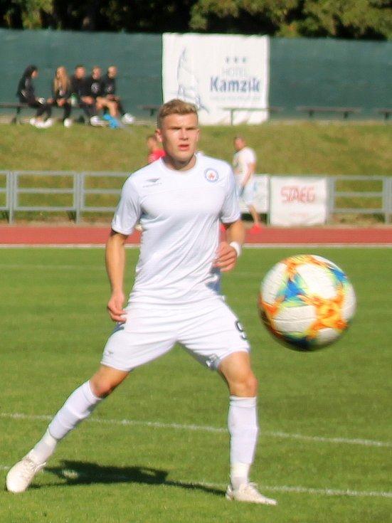 David Moučka záložník MFK Vyškov MSFL