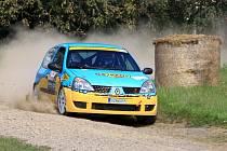 Obnovenou automobilovou Rally Vyškov vyhrál vsetínský jezdec Jaromír Tomaštík na voze Subaru Impreza WRC.