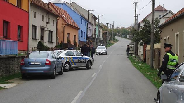 Smrt muže ve Studnicích vyšetřují policisté.