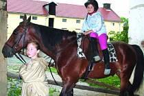 RANČ JSOU KONĚ. Jezdectví neodmyslitelně patří k ranči Čára ve Vyškově. V budoucnu ale může být vše jinak.