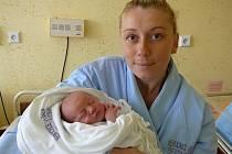 Zuzana Braunová s maminkou Marcelou, 50 cm, 3150 g, 30. září 2013, Heršpice, Nemocnice Vyškov