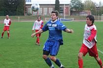 Divize: Rostex Vyškov (v modrém) vs. Boskovice