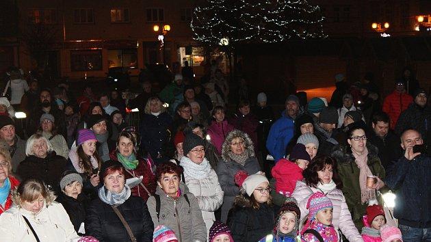 Na Vyškovsku zpívalo přes 1500 lidí