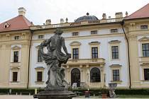 Slavkovský zámek.