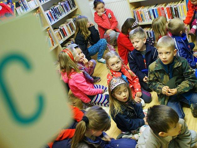 Populární akce k podpoře dětského čtenářství Noc s Andersenem. Ilustrační foto.