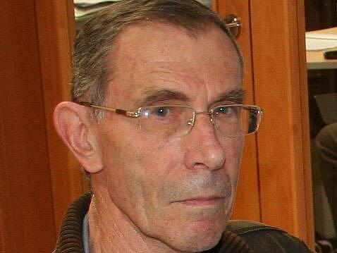 Jaroslav Trávníček starší.
