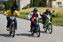 13. ročník Moped Rallye v Rychtářově.