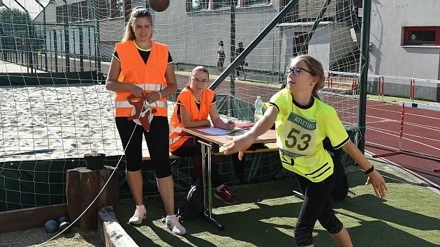 Na start letošního ročníku SOBK nastoupilo 68 malých atletů z 8 orelských jednot.