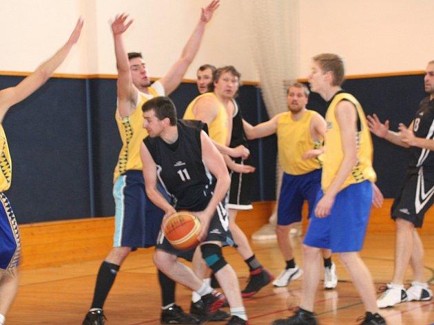 Vyškovští basketbalisté. Ilustrační foto