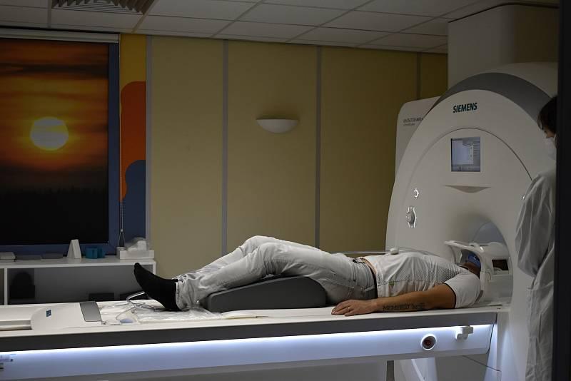 Na pracoviště magnetické rezonance v Prostějově míří také pacienti z Vyškova. V budoucnu si cestu ušetří.