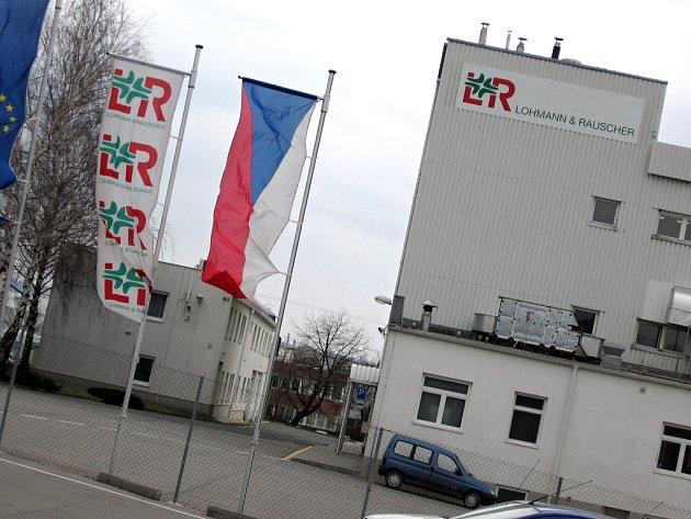 Slavkovská společnost Lohmann & Rauscher.