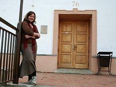 Vedoucí Střediska ekologické výchovy Rychta Krásensko si své povolání zamilovala. Měnit by s nikým rozhodně nechtěla.