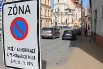 Ulice Vyškova budou zanedlouho čistější. Vedení města v pátek zahajuje blokové čištění.