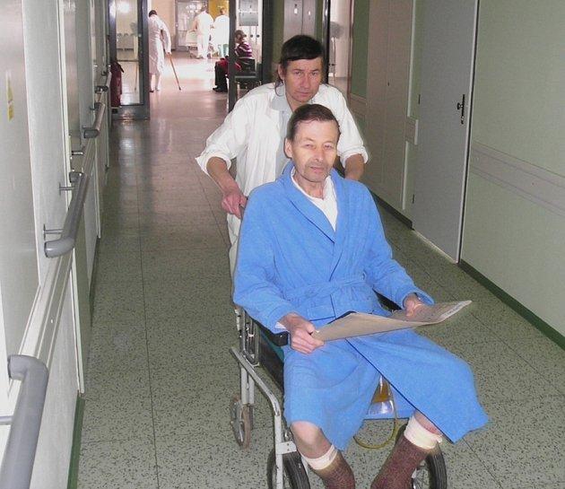 Vyškovská nemocnice - ilustrační foto.