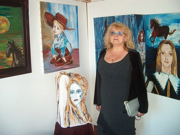 Portréty drnovické malířky Antoanety Pliskové – Nenčevové z Drnovic