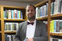 Ředitel Knihovny Karla Dvořáčka Pavel Klvač.
