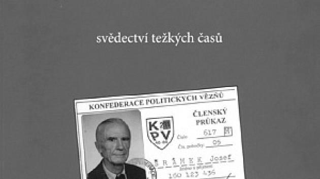 Titulní strana knihy Miloslava Michalčíka, která je věnovaná Josefu Šrámkovi. Vyšla v prosinci.