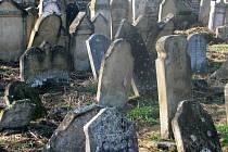 Židovský hřbitov v Rousínově. Ilustrační fotografie.