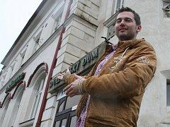 Martin Křížka má se slavkovským centrem Bonaparte velké plány. Nevylučuje ani možnou spolupráci s Městským divadlem v Brně.