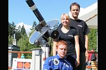 Ve vyškovské hvězdárně se po tři dny organizační tým Expedice Mars připravoval na předfinále a finále stejnojmenné soutěže, jejímž vrcholem je simulovaný let do vesmíru v belgickém kosmickém centru.