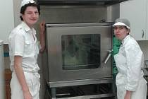Kuchaři už mají pořádné zázemí ve Vyškově.