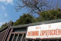 Ulice Antonína Zápotockého ve Vyškově