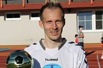 David Hodinář, fotbalista MFK Vyškov.