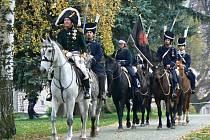 Víkend v Bohdalicích patřil Carským slavnostem.