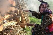 Loňské pálení čarodějnic v Moravských Málkovicích