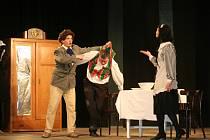 Na druhém ročníku festivalu Slavkovské divadelní dny, se během tří dnů představilo celkem sedm divadelních souborů.