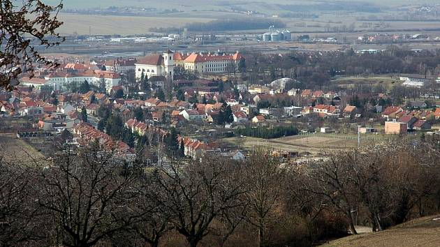 Slavkov u Brna. Ilustrační foto