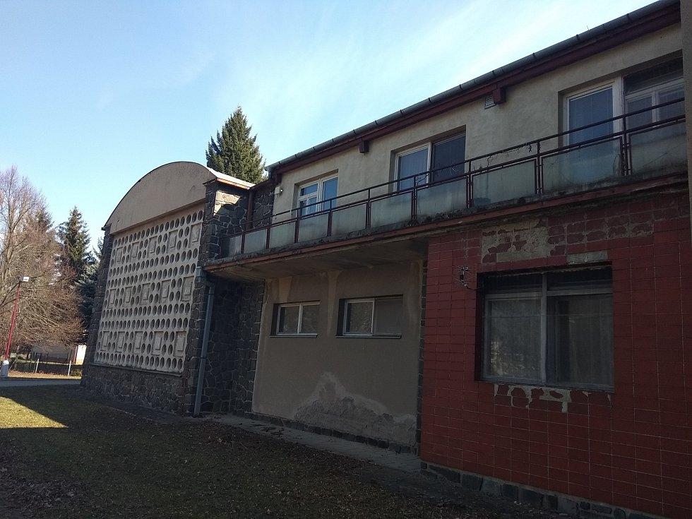 Stav neurologického oddělení ve Vyškově.