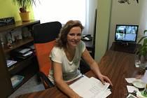 Živnostnicí roku Jihomoravského kraje se stala Lenka Břoušková, která má ve vyškovské Tyršově ulici prádelnu.