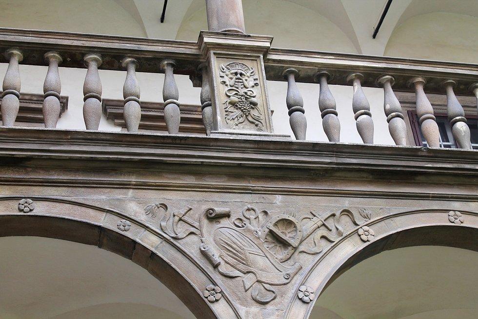 Zámek v Bučovicích.