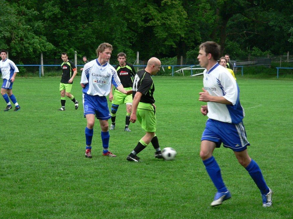 Bohdalice na domácí půdě vedly jediným gólem, ale vítězství až do konce neuhájily.