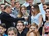 Žáci vyškovské školy Purkyňova v Brně převzali ocenění za vítězství v krajské soutěži s názvem Hejtmanův pohár.