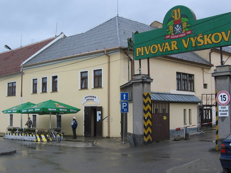 Vyškovský pivovar
