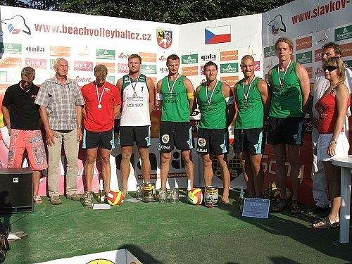 Finále Kooperativa Cup 2007. Vyhlášení výsledků.