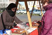 Pravidelné trhy ve Vyškově už letos nebudou. Na jaře se ale prodejci plánují vrátit.