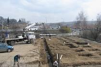 Výstavba kardiologické kliniky ve Vyškově