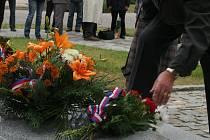 Osobnosti uctily výročí vzniku československého státu