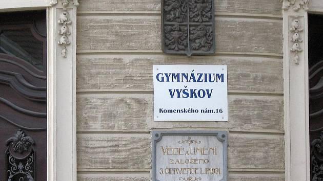 Gymnázium Vyškov