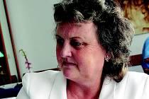 Žena regionu Irena Spirová.