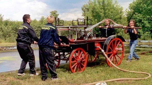 Sbor dobrovolných hasičů Drysice.