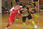 V pátém kole II. ligy porazili fotbalisté Amoru Vyškov tým FC Volfířov 10:5.