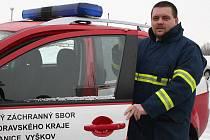 Příčiny vzniku požárů na Vyškovsku odhaluje vyšetřovatel vyškovských hasičů Karel Vidlář.