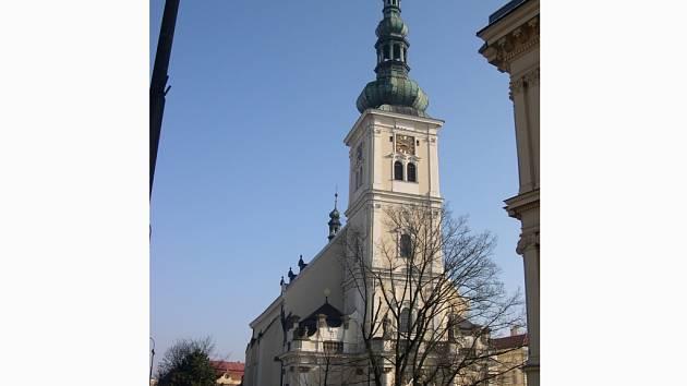 Kostel Nanebevzetí Panny Marie ve Vyškově