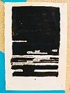 Blackout poetry v Knihovně Karla Dvořáčka ve Vyškově tvořily důchodkyně z kurzu trénování paměti.